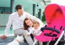 Innovativer Kinderwagen erleichtert den Alltag mit dem Nachwuchs