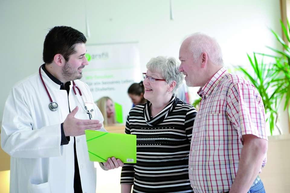 Forschungsinstitute wie Profil suchen stets neue freiwillige Studienteilnehmer mit oder ohne Diabeteserkrankung. Foto: Profil Institut für Stoffwechselforschung GmbH/akz-o