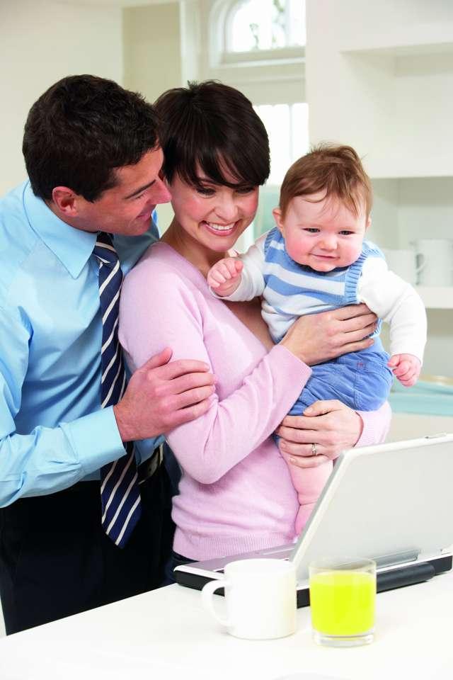 Balance zwischen Familie und Beruf Foto: Monkey Business/fotolia/randstad