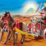 Das antike Rom mit seinen Streitwagen fasziniert Kinder wie Erwachsene bis heute. Foto: djd/Playmobil