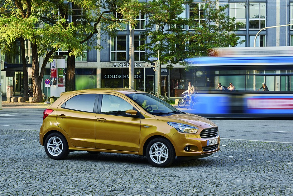 Kleines Auto mit großem Gegenwert Foto: Ford-Werke GmbH/akz-o