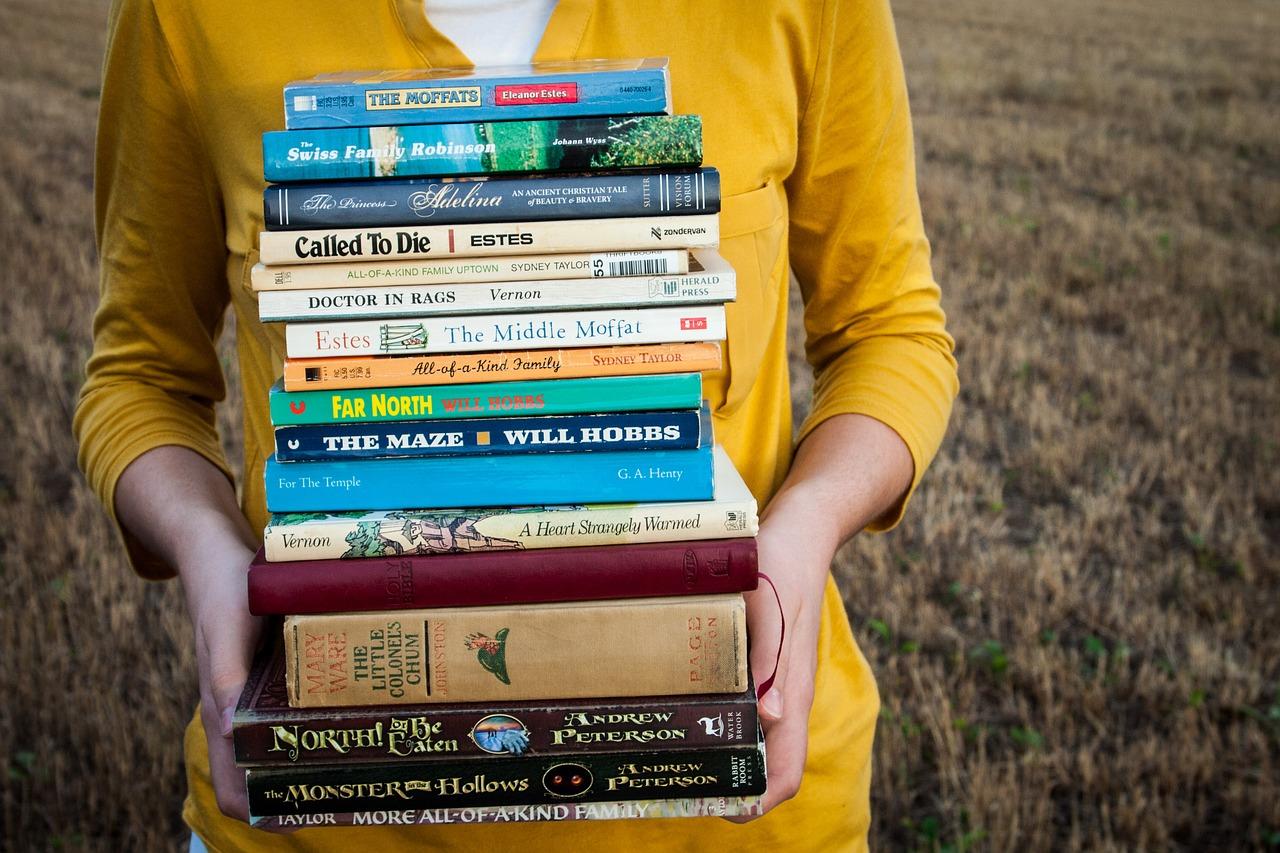 Lesen behört zu den beliebtesten Hobbys der Deutschen